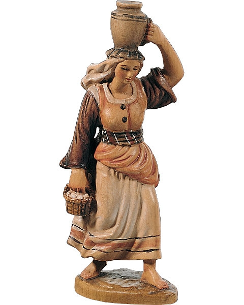 Woman with amphora