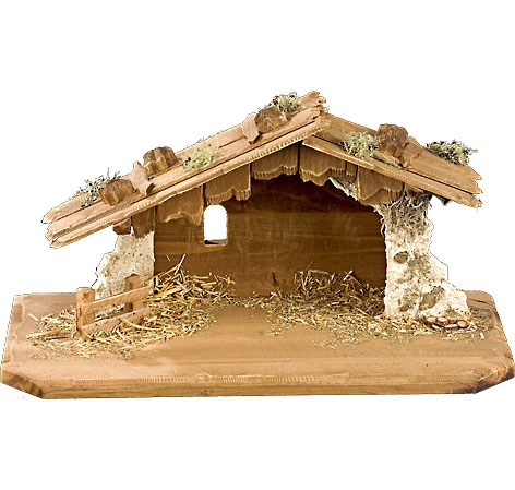 Nativity Stable by Lepi - Pure III