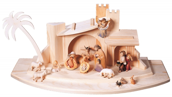 Nativity Set - 16 pcs.