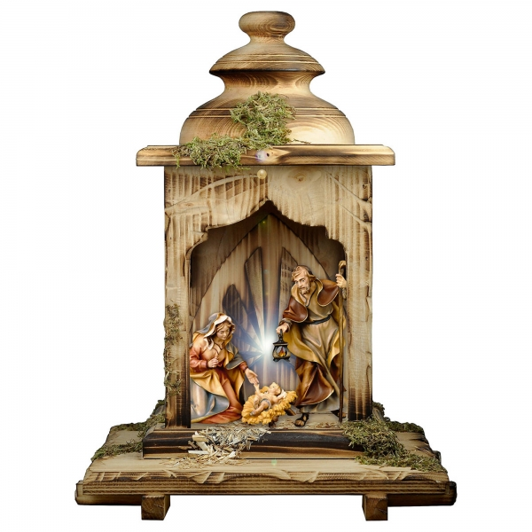 Ulrich Nativity Set - 5 Pieces with light