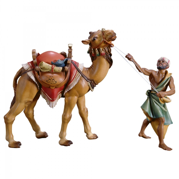 Standing camel group - 3 pcs.