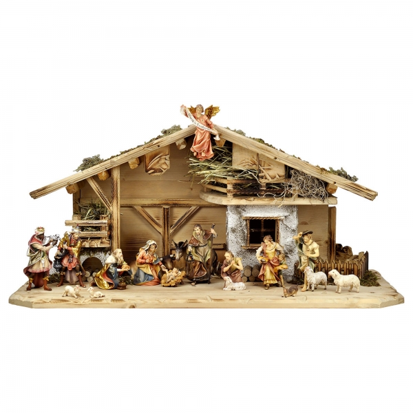Ulrich Nativity Set - 18 pcs.