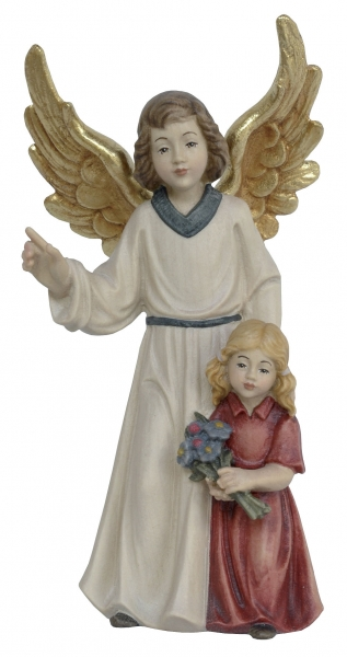 Guiding angel with Girl