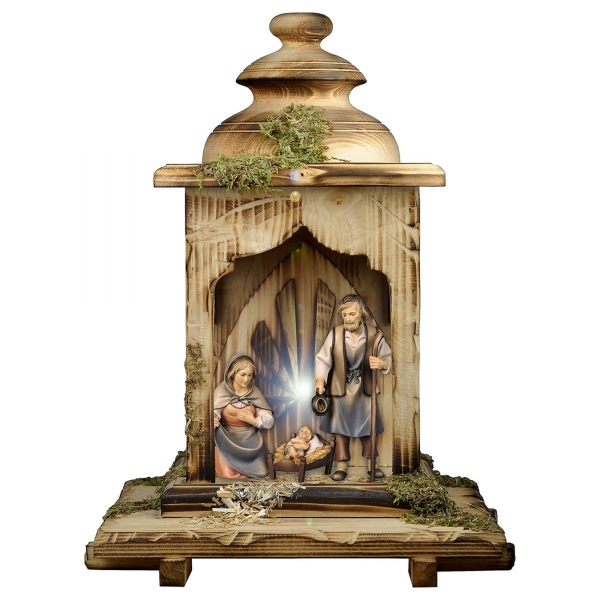 Shepherds Nativity Set - 5 Pieces with light