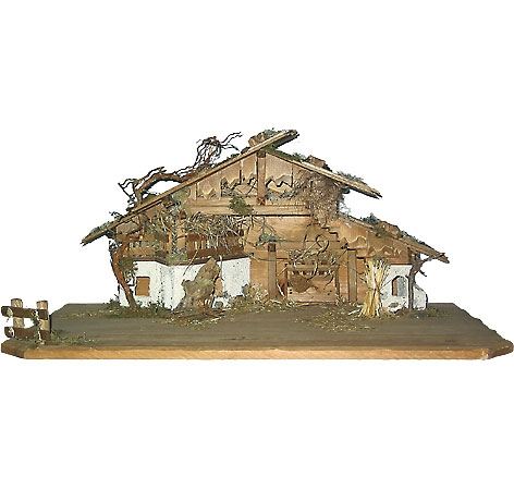 Nativity Stable by Lepi - large display