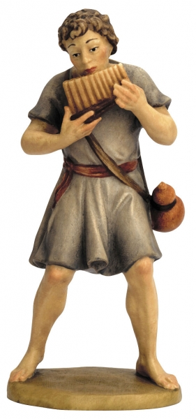 Shepherd with Pan Pipes