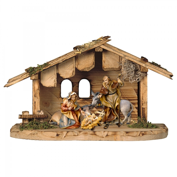 Ulrich Nativity Set - 7 pcs.