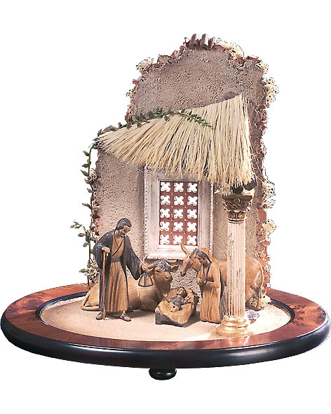 Nativity Set - 6 pcs.