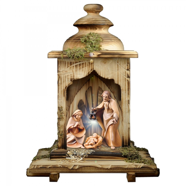Saviour Nativity Set - 5 Pieces with light