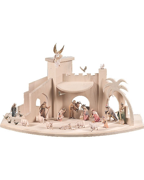 Nativity Set - 28 pcs.
