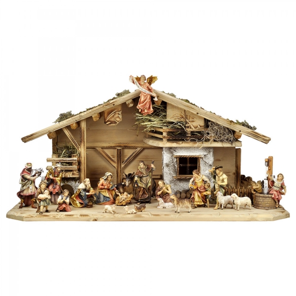Ulrich Nativity Set - 24 pcs.