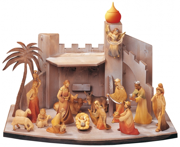 Nativity Set - 17 pcs.