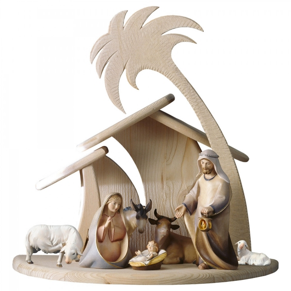 Comet Nativity Set - 9 Pieces